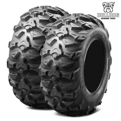 BULLDOG TIRES B040, 25X10-12 (70J)