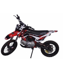 MOTOCYKL XMOTOS - XB87 140CC 4T 17/14 OIL COOLED
