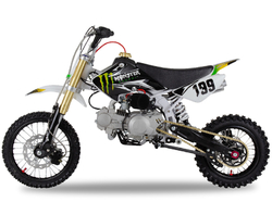 Pitbike 125cc Ultimate Thunder 14x12